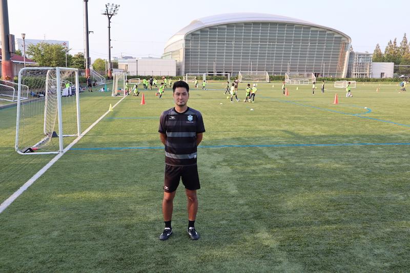 湘南ベルマーレ ベルマーレフットボールアカデミー 土屋圭悟